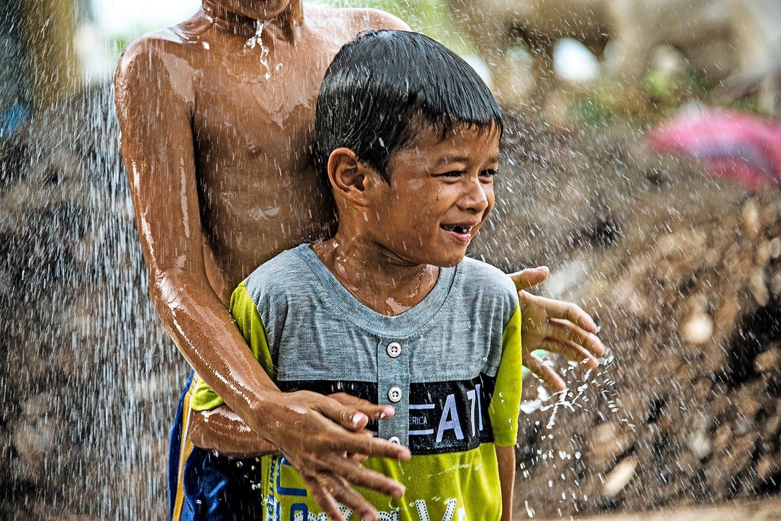 Wasser Lebenselixier