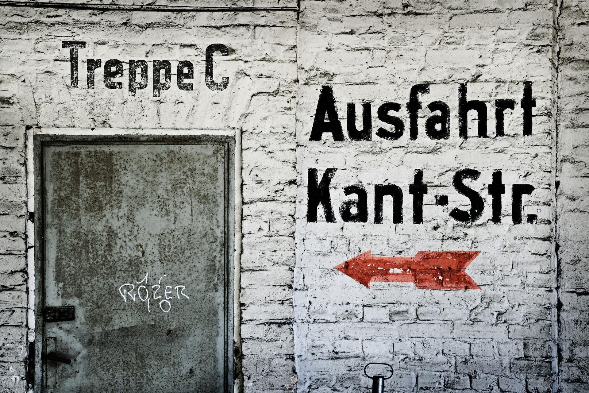 Kant Gargen Palast Berlin
